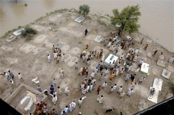 How YOU Can Help The Flood-Hit Pakistanis! [ Living In Other
