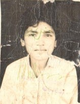 Aftab in his youth